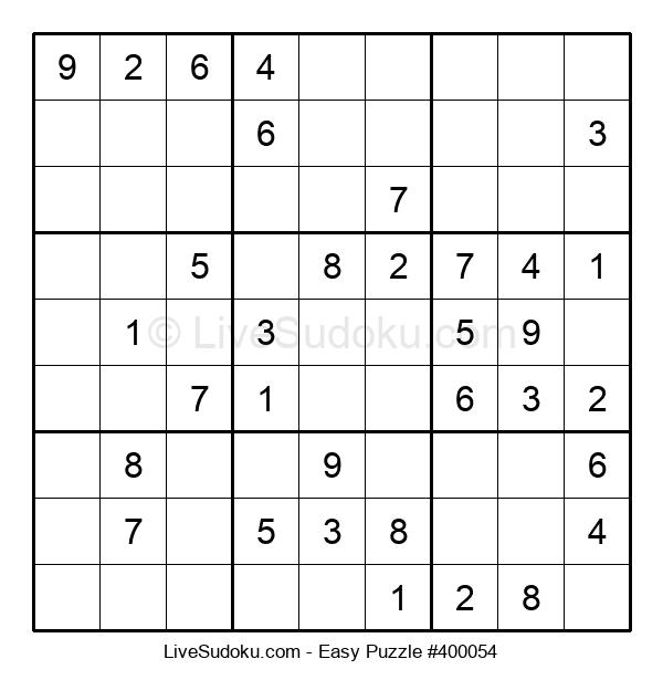 Beginners Puzzle #400054