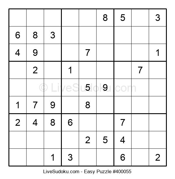 Beginners Puzzle #400055