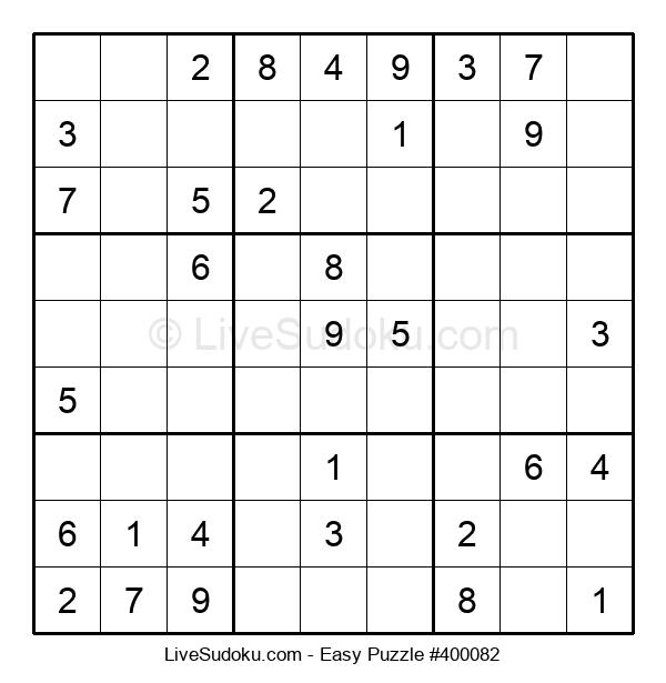 Beginners Puzzle #400082