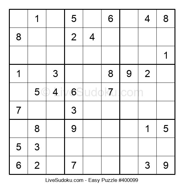Beginners Puzzle #400099