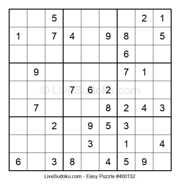 Beginners Puzzle #400132