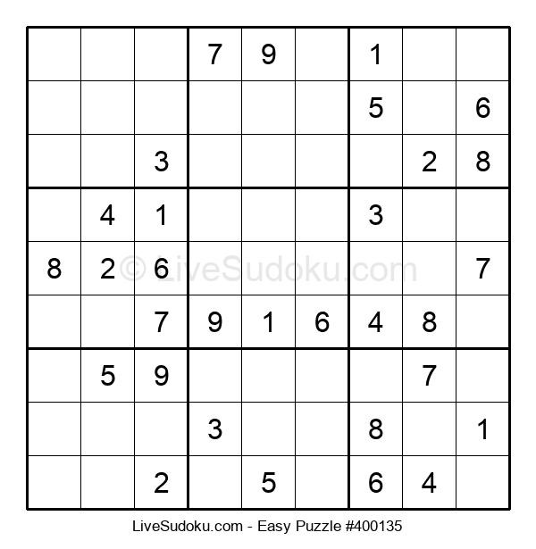 Beginners Puzzle #400135