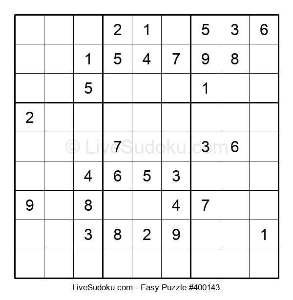 Beginners Puzzle #400143