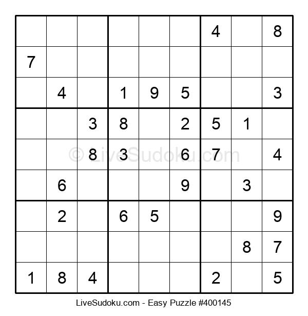 Beginners Puzzle #400145