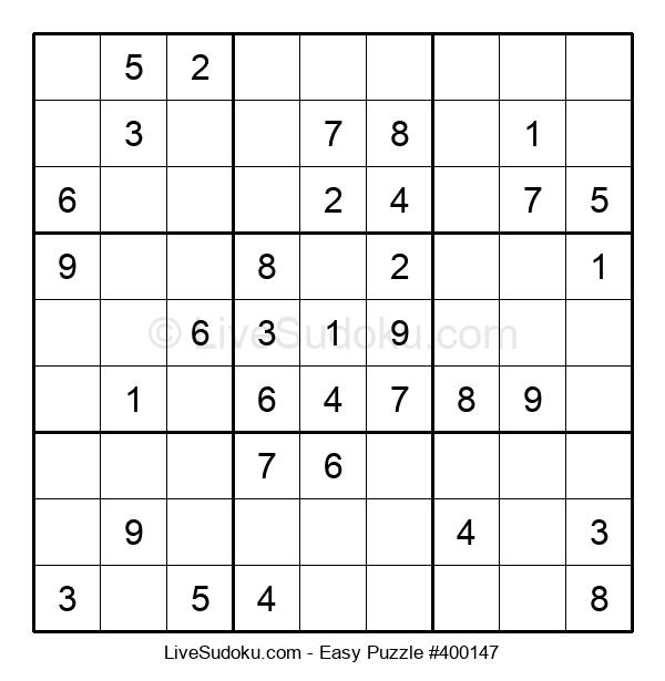 Beginners Puzzle #400147