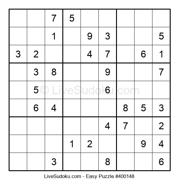 Beginners Puzzle #400148