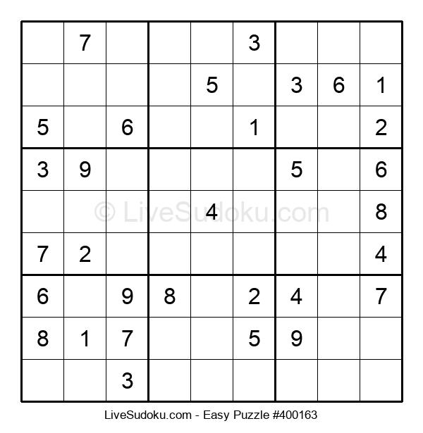 Beginners Puzzle #400163