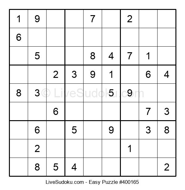 Beginners Puzzle #400165