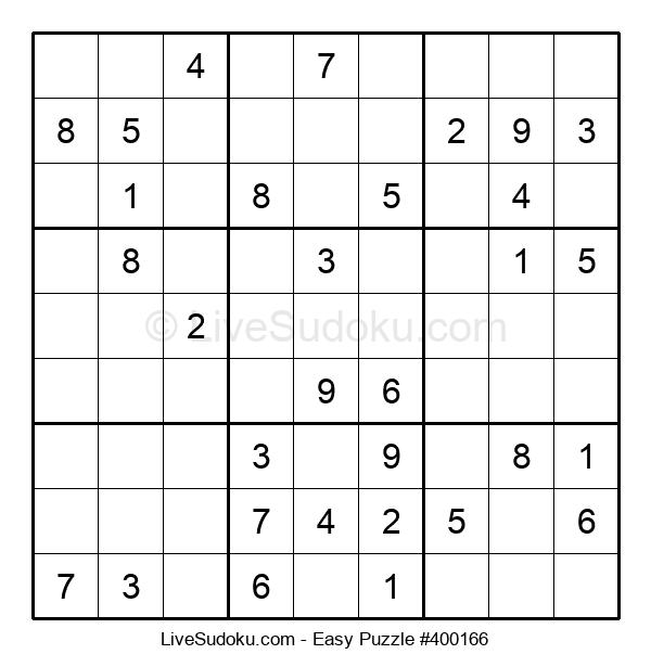 Beginners Puzzle #400166