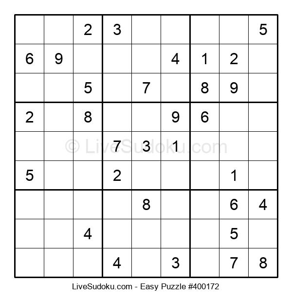 Beginners Puzzle #400172