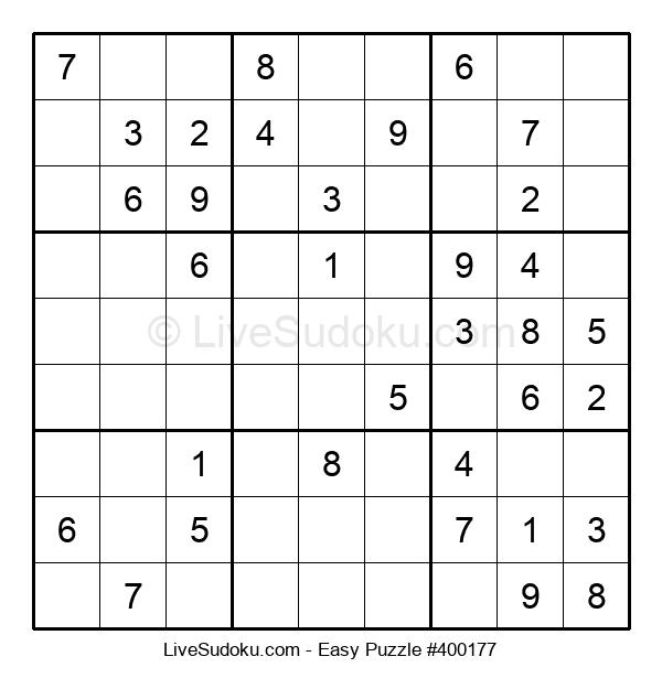 Beginners Puzzle #400177