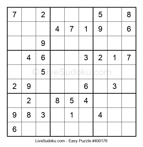 Beginners Puzzle #400179