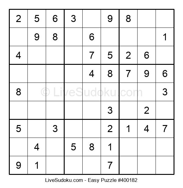 Beginners Puzzle #400182