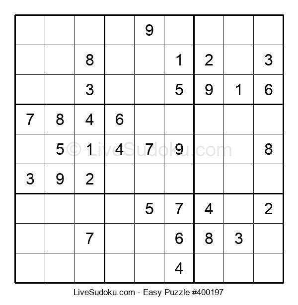 Beginners Puzzle #400197