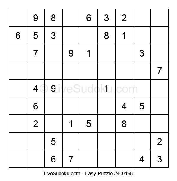 Beginners Puzzle #400198