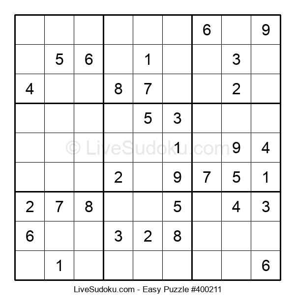 Beginners Puzzle #400211