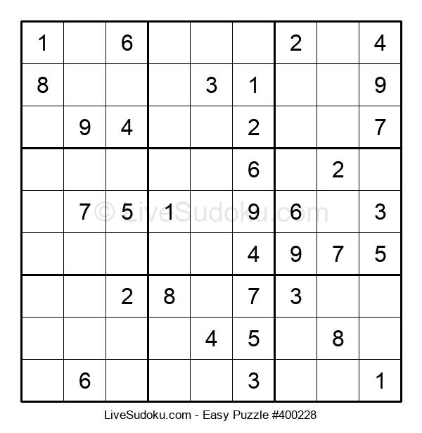 Beginners Puzzle #400228