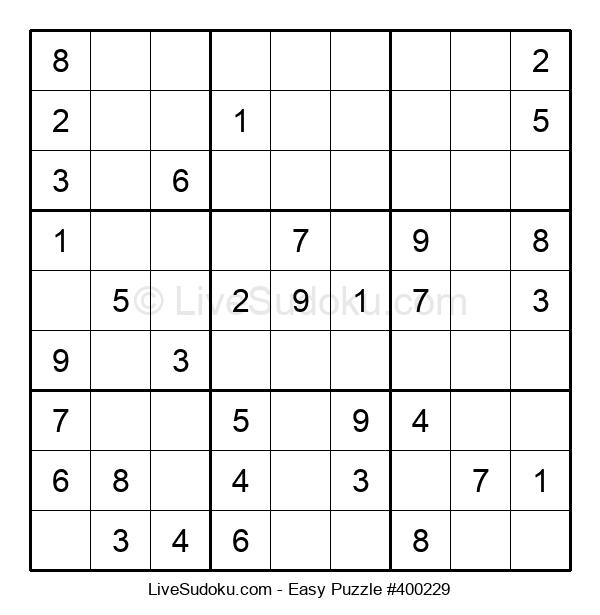 Beginners Puzzle #400229