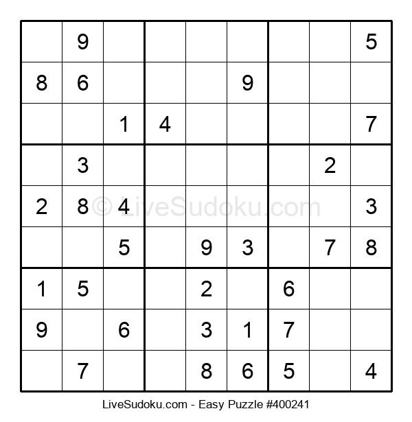 Beginners Puzzle #400241