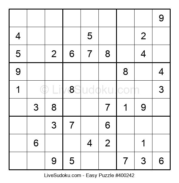 Beginners Puzzle #400242