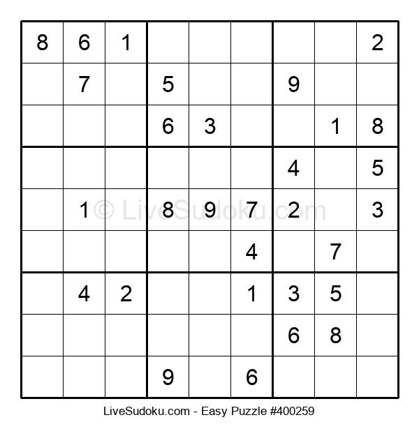 Beginners Puzzle #400259