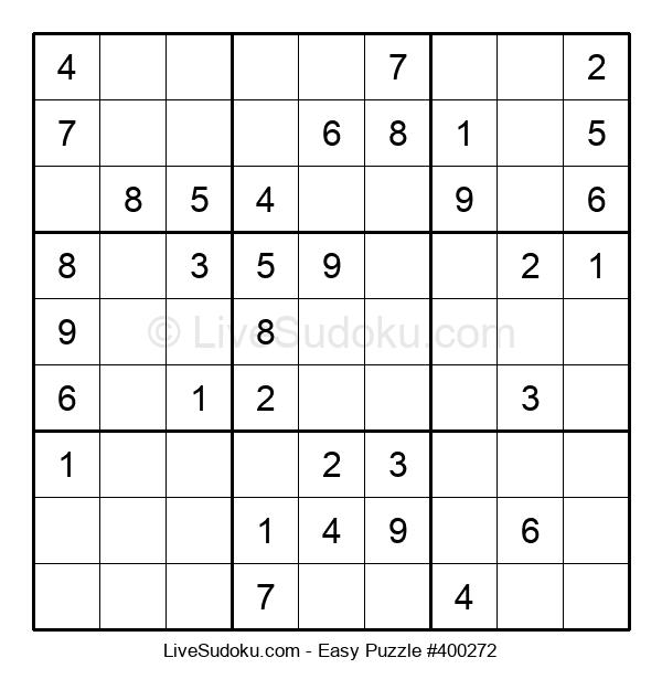 Beginners Puzzle #400272