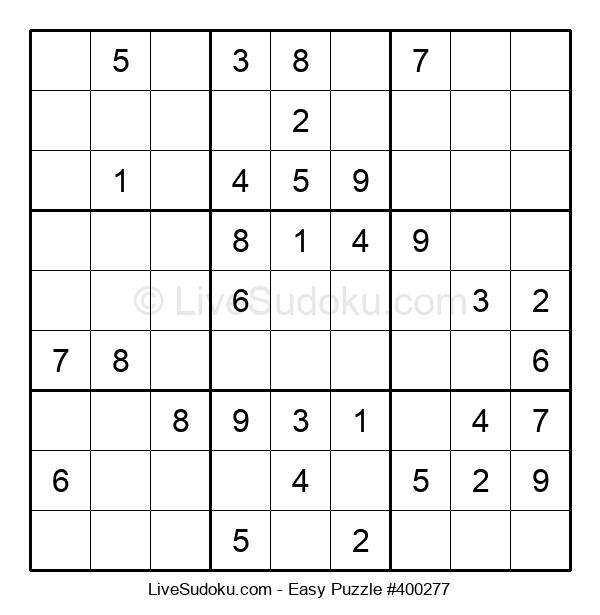 Beginners Puzzle #400277