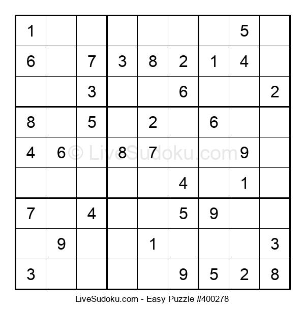 Beginners Puzzle #400278