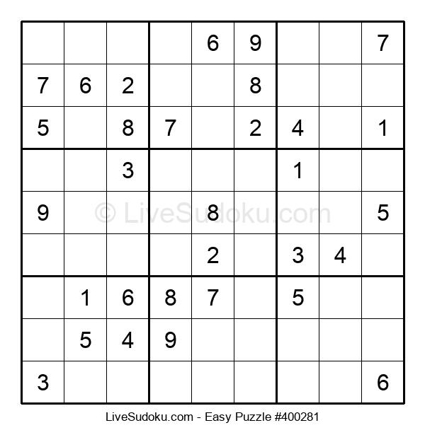Beginners Puzzle #400281