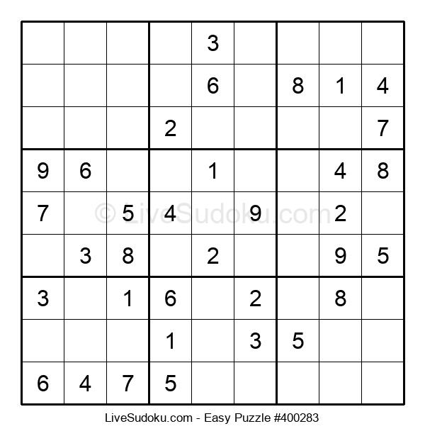Beginners Puzzle #400283