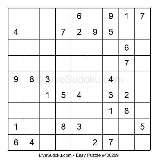 Beginners Puzzle #400289