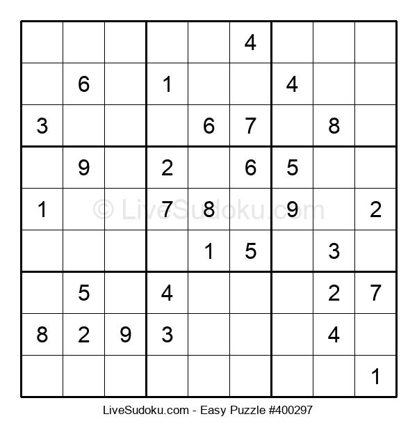 Beginners Puzzle #400297