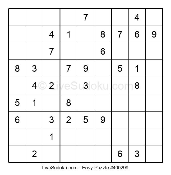 Beginners Puzzle #400299