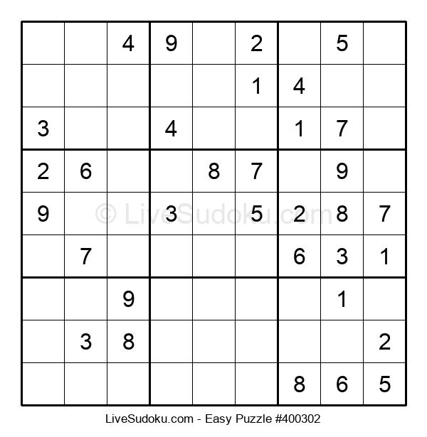 Beginners Puzzle #400302