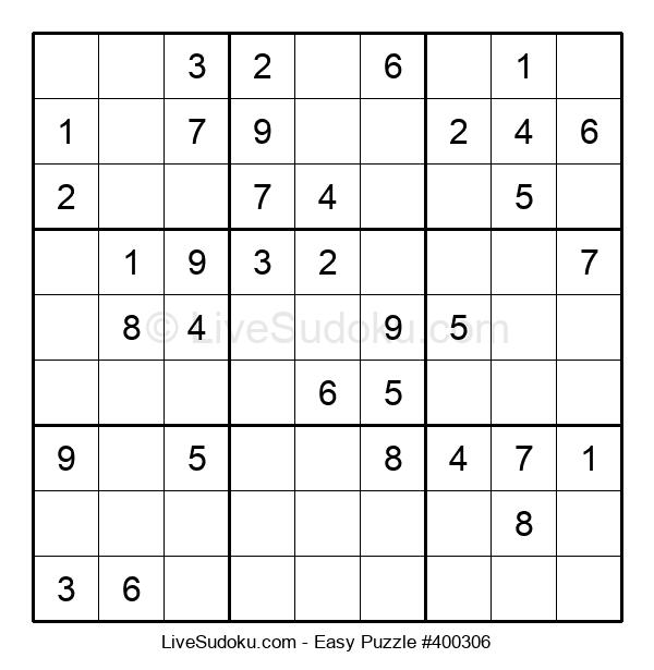 Beginners Puzzle #400306