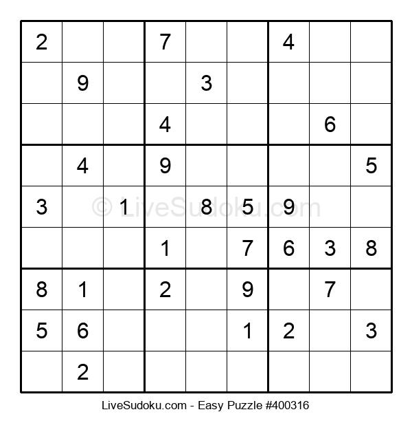 Beginners Puzzle #400316