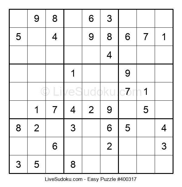 Beginners Puzzle #400317