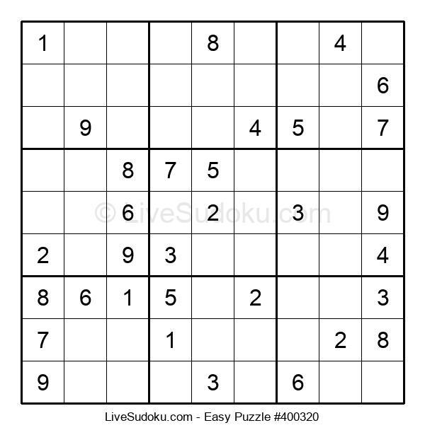 Beginners Puzzle #400320