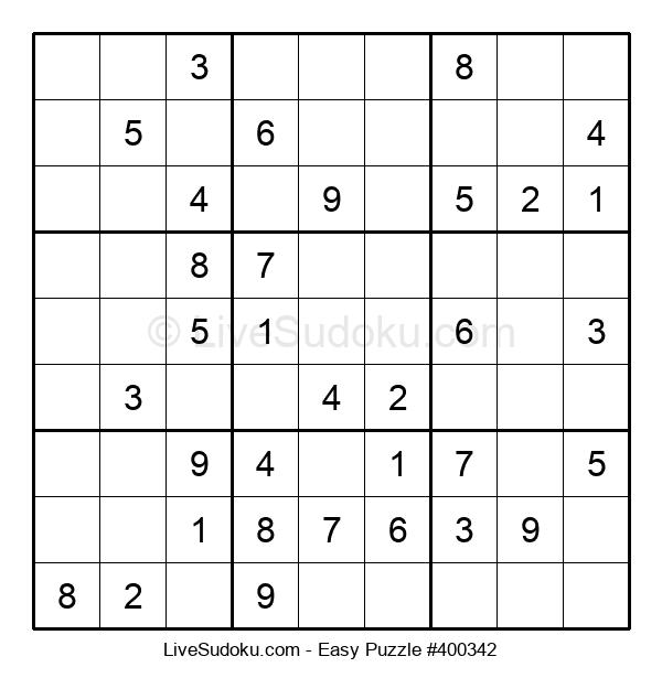 Beginners Puzzle #400342