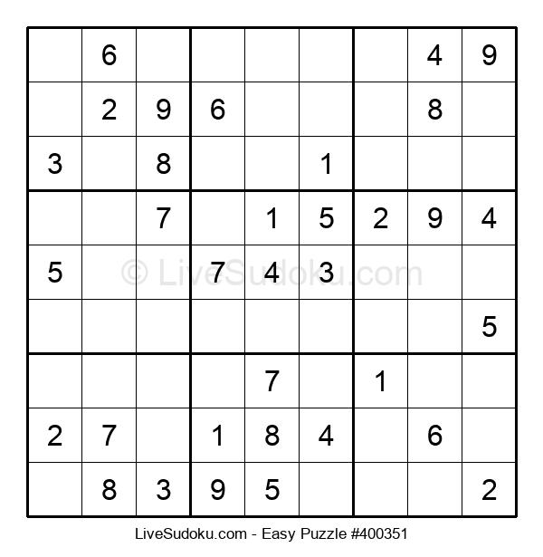 Beginners Puzzle #400351