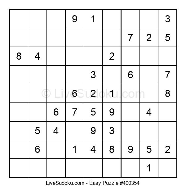 Beginners Puzzle #400354