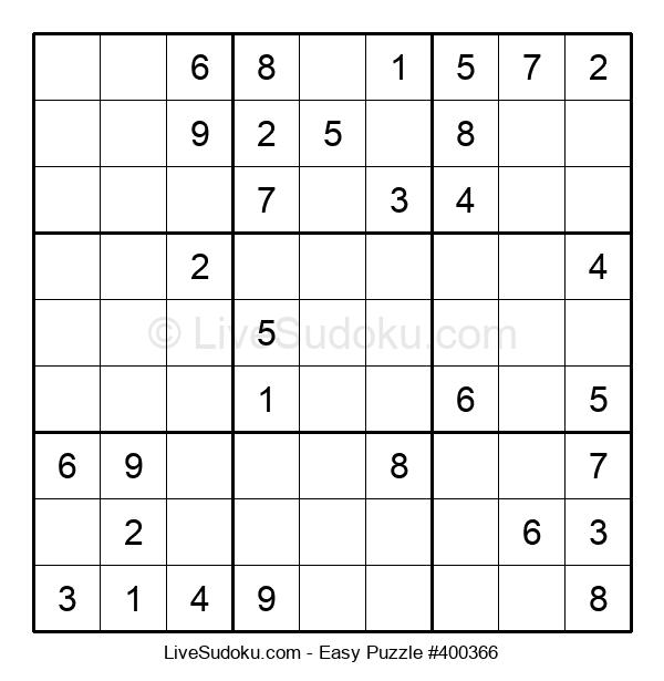 Beginners Puzzle #400366