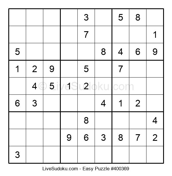 Beginners Puzzle #400369