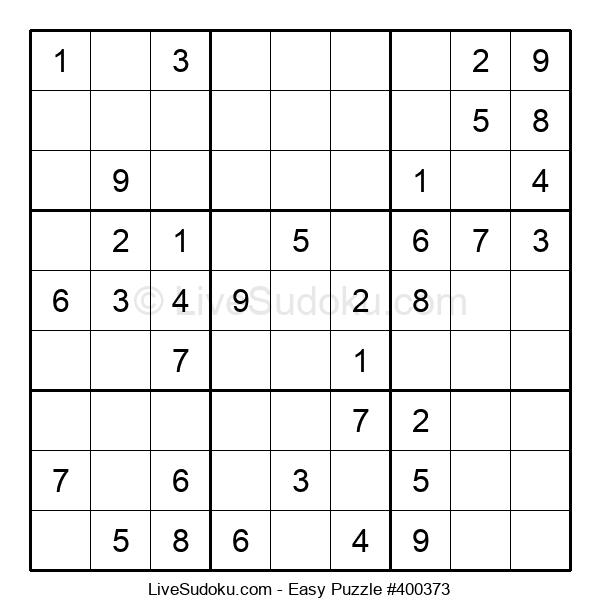 Beginners Puzzle #400373