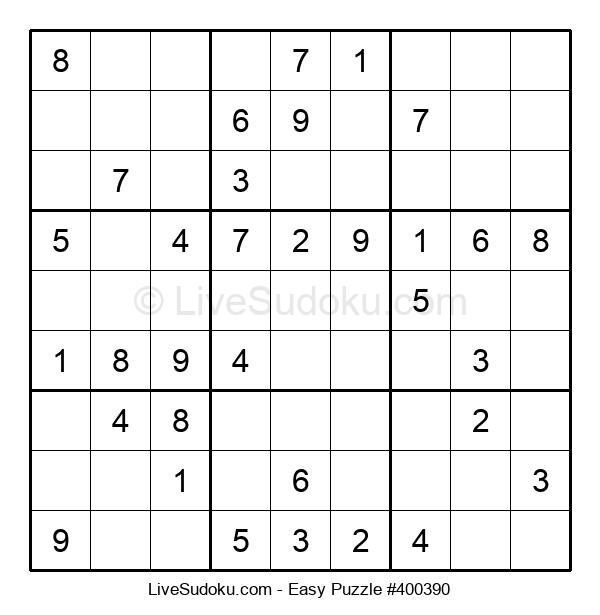 Beginners Puzzle #400390