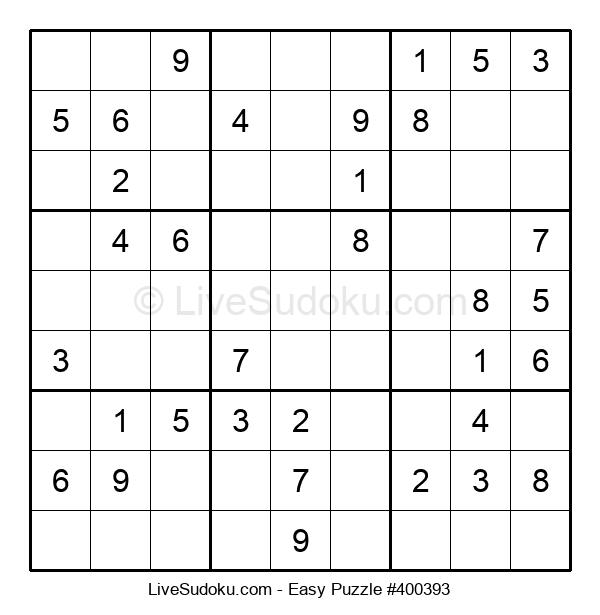 Beginners Puzzle #400393