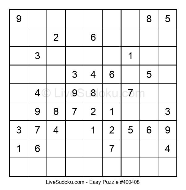 Beginners Puzzle #400408