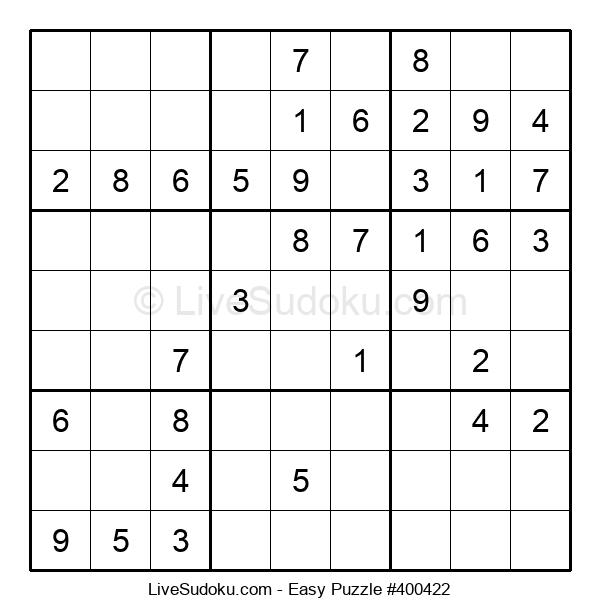 Beginners Puzzle #400422