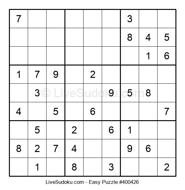 Beginners Puzzle #400426