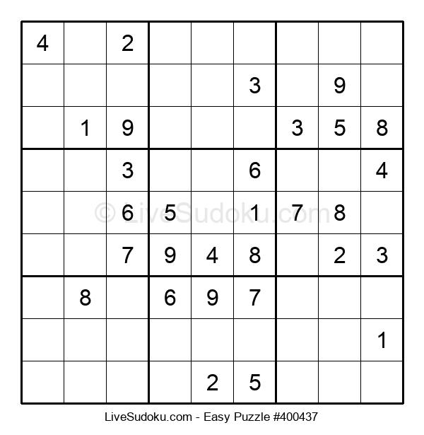 Beginners Puzzle #400437